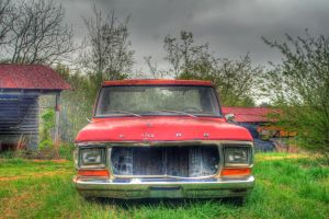 Old Ford by PSRADICH