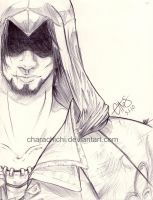 Ezio by HostilePiranha