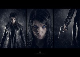 Selene: Underworld by Elisanth