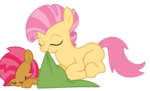 Sweet Dreams My Little Babs Seed by MeysyColorsPony