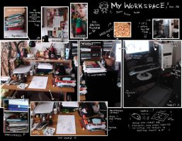 workspace ver.3 XD by meago