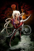 WitchBlade:  Amaha Masane by libogant