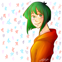 Gumi Megapoid by Jellygraphic
