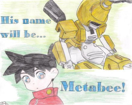 His name will be... by invaderjavi