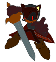 Eren the Arch-Knight of Hell by ErentheAuraWolf