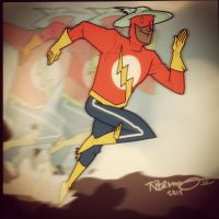 The Flash! by tnperkins