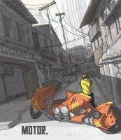 Motor by BrotherBaston