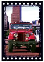 Jeep CJ 5 by yankeedog