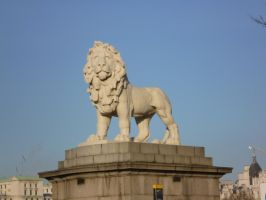 Lion of London by curi222