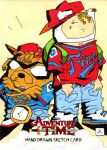 Finn and Jake Keep it Real by soliton