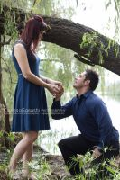 Secluded Proposal by CarissaGagashi