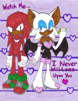 I Will Never Lean Upon You by TeaLadyC8LIN