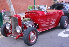 Duece Hot Rod by StallionDesigns
