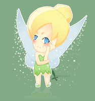 Tinkerbell by Magicharu