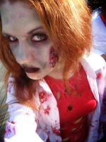 Zombie by CosmeticGore