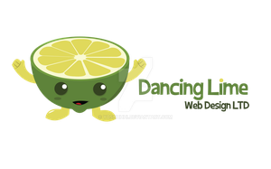 Dancing Lime Mascot by Yoshhhhi