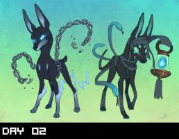 October 2015 Design Challenge: DAY 02 by Lanmana