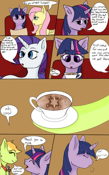 Rise of the Frost King - page 6 by rickthewolf