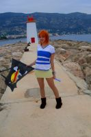 Nami at LIGHTHOUSE by luchiadnanami