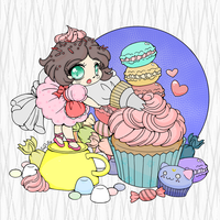 The Frosting Fairy Coloring Contest by reira483