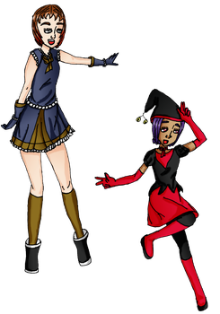 Witch Warriors by FirstMateAme