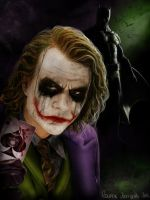 Why so...? by RavenMorgoth