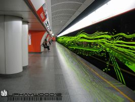 Abstract Train by jphaywood12