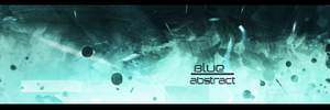 Blue Abstract by SmashLord