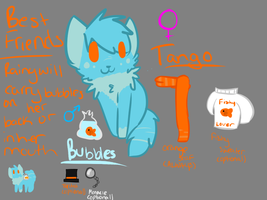 Tango and Bubbles Ref by stranglerfig