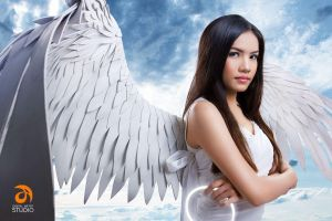 White Angel by arya-dwipangga