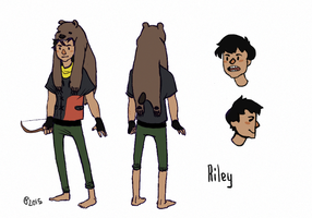 Riley reference sheet by pampelmusel
