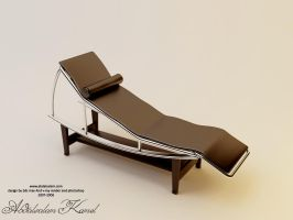 chair design by AbdAlsalam