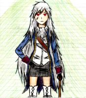 Fem!Prussia by AvatarIsMyLife