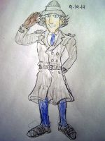 Inspector Gadget by Vyel