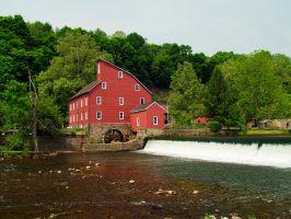 Red Mill 13 by Dracoart-Stock