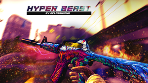 HYPER BEAST by Oclosawion8