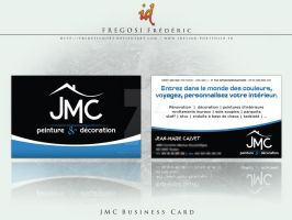 JMC Business Card by fredpsycho83