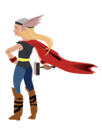Thor by Madkazer
