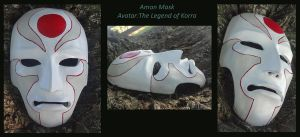 Amon Mask by meanlilkitty
