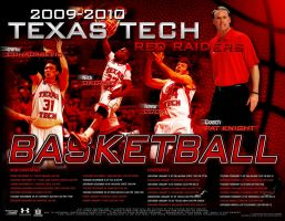09 ttu mens basketball by Satansgoalie