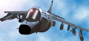 Ace Combat by TheWax