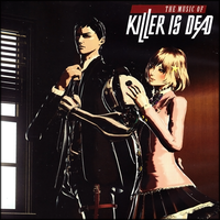 Killer Is Dead Soundtrack Art by ShinobiDark72