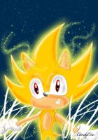 Super Sonic by CiindyCore