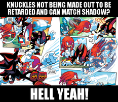 Better Knuckles by Psyco-The-Frog