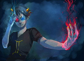 Sollux Captor by AngryOct