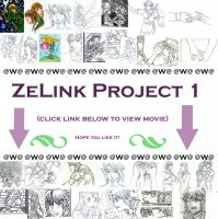 ZeLink Tribute1 All The Same by Rinkuchan27