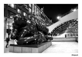 the fat lady by bujacob