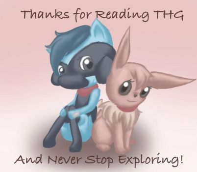 Thank You for Reading THG by Meemie7