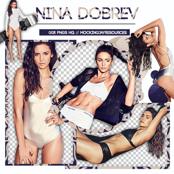 Pack Png: Nina Dobrev #433 by MockingjayResources