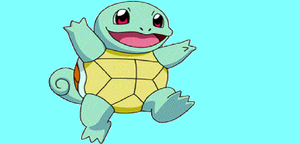 Squirtle by V-a-p-o-r-e-o-n